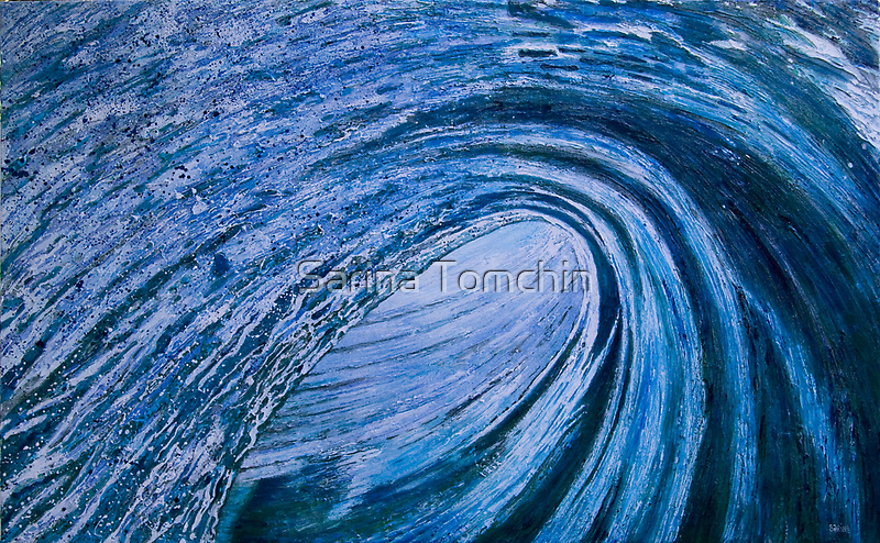 Cobalt by Sarina Tomchin