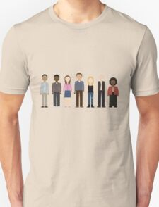 Community Cast T-Shirt