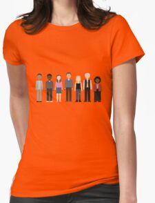 Community Cast Womens Fitted T-Shirt