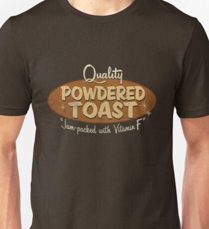 Quality Powdered Toast Unisex T-Shirt
