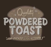 Quality Powdered Toast II by metalspud