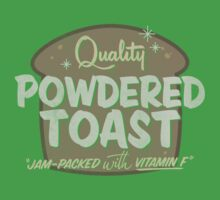 Quality Powdered Toast II Kids Clothes