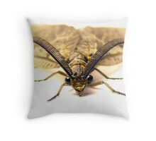 Antenna Throw Pillow