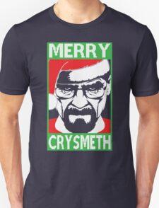 MERRY CRYSMETH T-Shirt