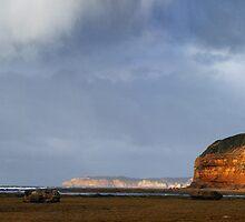 Bells Beach Rainbow by Erik Holt