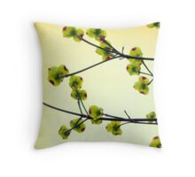 The Book of Days Throw Pillow