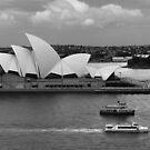 Sydney Opera House by pnjmcc