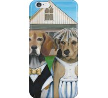 Charlie & Milo  iPhone Case/Skin