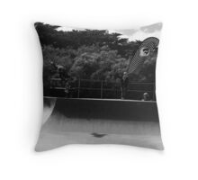Point Lonsdale Jacob Hayes Throw Pillow