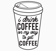 Coffee by sabrinasinbin