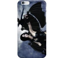 Raven of the Night iPhone Case/Skin