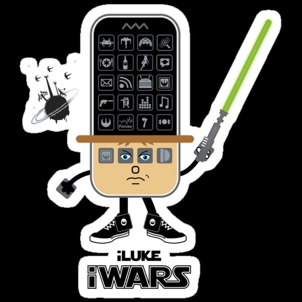 iWars: iLuke by Mr-Appy