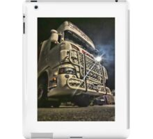 Truck Stop iPad Case/Skin