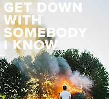 Sam Hunt - Break Up In A Small Town by brileybieber