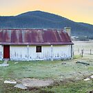 Orroral Homestead, Namadgi National Park, ACT, Australia by Michael Boniwell