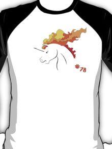Pokemon 78 Rapidash T-Shirt