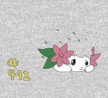 Pokemon 492 Shaymin Kids Tee