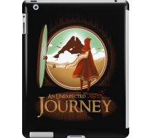 An Unexpected Journey iPad Case/Skin