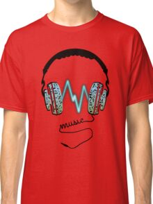 Music Charge Classic T-Shirt