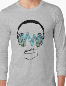 Music Charge Long Sleeve T-Shirt
