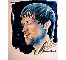 Jonas Armstrong, featured in Shameless Self-Promotion, Art Universe Photographic Print