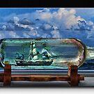 Ship in a Bottle by Richard  Gerhard
