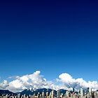 Vancouver Skyline by Britland Tracy