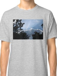 Shine Down Your Light on Me Classic T-Shirt