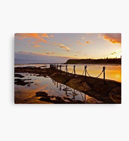 Sunset Sunday..25-3-12. Canvas Print