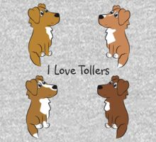 I Love Tollers! by itsjustmebre