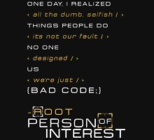 Bad code Unisex T-Shirt