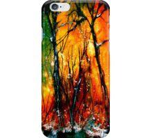 Heart of Fire...Autumn iPhone Case/Skin
