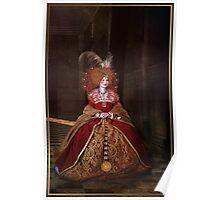 Elizabeth Tudor Poster