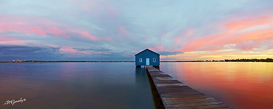 The Perth Boatshed by Adam Gormley