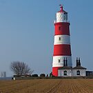 Happisburgh Lighthouse by Nicholas Jermy