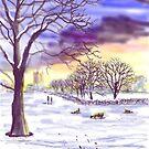 Mattersby Tree by Glenn Marshall