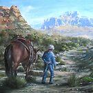 Long Walk Home by Jeff Jackson