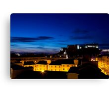 Capital Castle Canvas Print