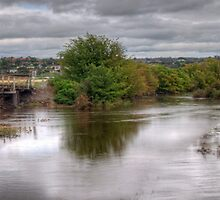 Reflections In Time - Goulburn, NSW Australia - The HDR Experience by Philip Johnson