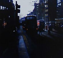 Oxford street London by brookart