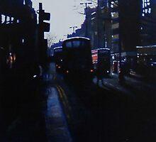 Oxford street London by brookart
