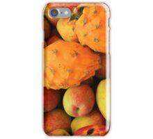 Apples Pitahaya and Papaya iPhone Case/Skin