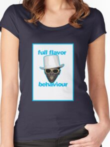 Flav Women's Fitted Scoop T-Shirt
