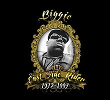 Notorious biggie smalls by viperbarratt