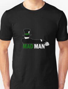Mad Man Dark Unisex T-Shirt