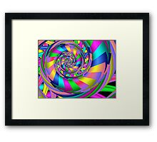 Shine Some Light on ME Framed Print