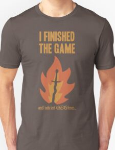 Finished dark souls T-Shirt