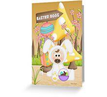 Chocolate fun Greeting Card