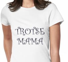 Trotse mama Womens Fitted T-Shirt