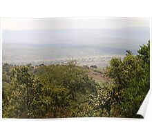 Akagera National Park Poster